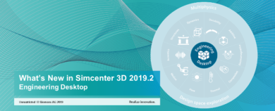 Simcenter 3D 2019.2 – Engineering Desktop