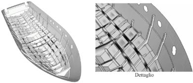 Verifiche di strutture nautiche con gli elementi finiti