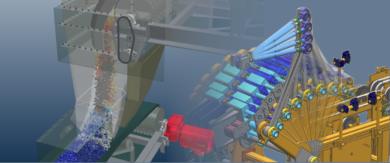 La simulazione CAE guida la progettazione delle macchine per il packaging
