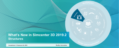 Simcenter 2019.2 – Structures