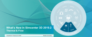 Simcenter 3D 2019.2 – Thermal and Flow