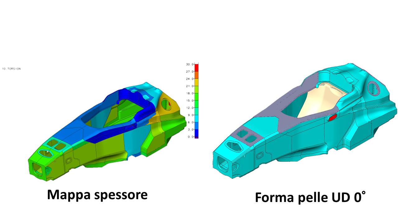 Figura 5 – Esempio di Ottimizzazione Ply-Based