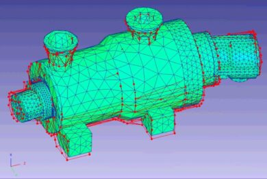 Validazione e Verifica di modelli ad elementi finiti