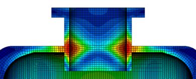 Progettazione di attrezzature a pressione: risultati immediati e affidabili grazie all'analisi non-lineare