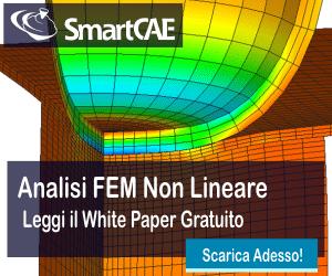 SmartCAE - Analisi FEM Non Lineare